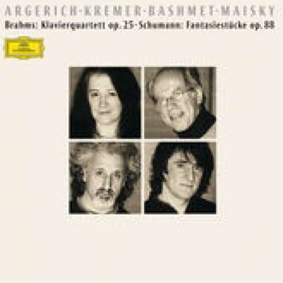 BRAHMS: PIANO QUARTET NO.1 IN G MINOR, OP.25, 4.RONDO ALLA ZINGARESE