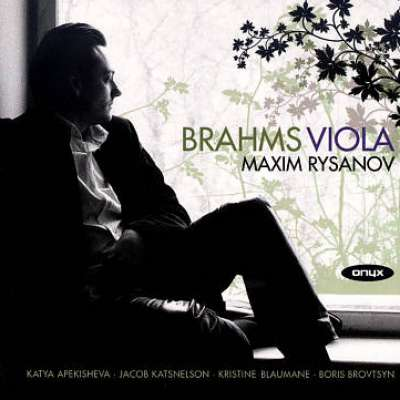 BRAHMS: 2 SONGS OP.91, 2.GEISTLICHES WIEGENLIED