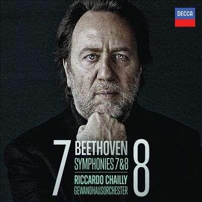 Beethoven: Symphonies No.7 - 8