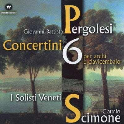 6 Concertini Per Archi E Clavicembalo
