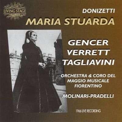 Donizetti: Maria Stuarda / Molinari-Pradelli
