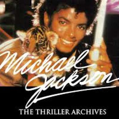 Some demos taken from the THRILLER sessions