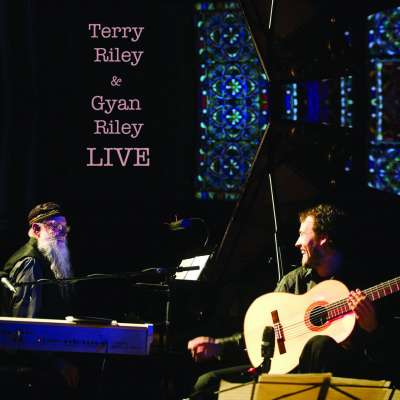 Terry Riley - Gyan Riley Live