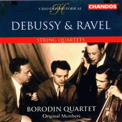 DEBUSSY - RAVEL: STRING QUARTETS