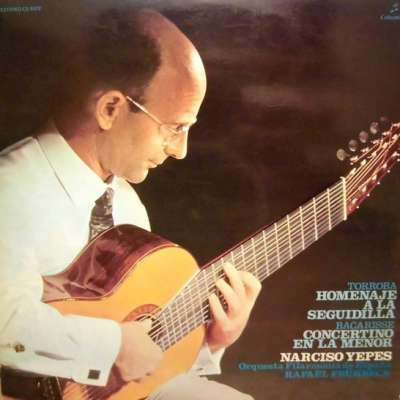 Narciso Yepes Guitarra Espanola Vol.4