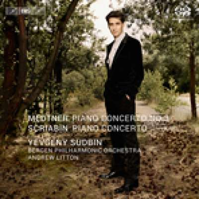 Scriabin and Medtner - Piano Concerts