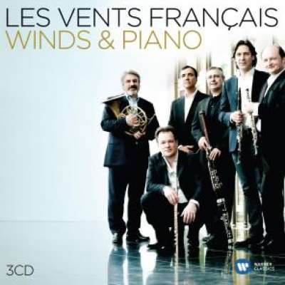 Les Vents Français: Winds and Piano