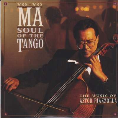 Soul Of The Tango - The Music Of Astor Piazzolla