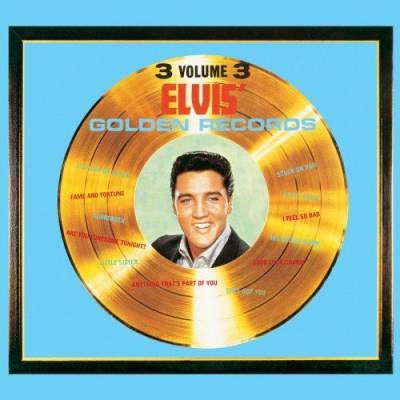 Elvis' Golden Records Volume 3