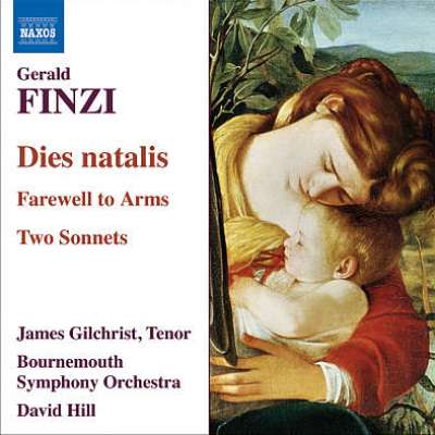 Finzi: Dies Natalis, Farewell To Arms
