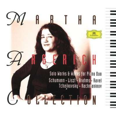 Martha Argerich Collection Solo Works