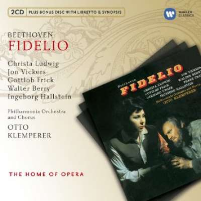 Beethoven: Fidelio (Jon Vickers, Otto Klemperer)