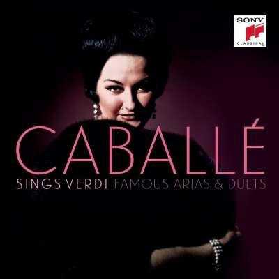 Montserrat Caballe Sings Verdi