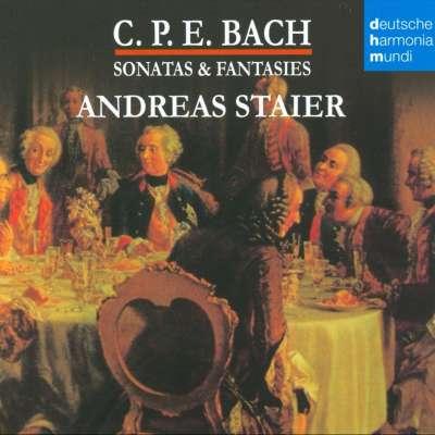 C.P.E. Bach, Sonatas And Fantasies