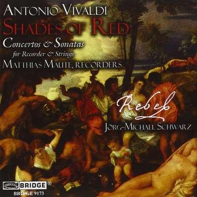 Antonio Vivaldi: Shades Of Red, Concertos