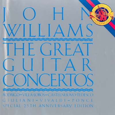 John Williams Great Guitar Concertos