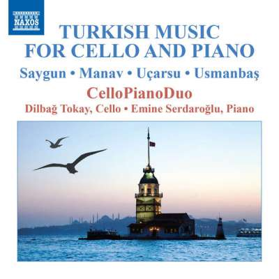 Turkish Music for Cello And Piano
