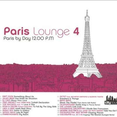 Paris Lounge 4