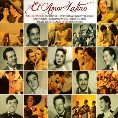 El Amor Latino - Trio Los Panchos
