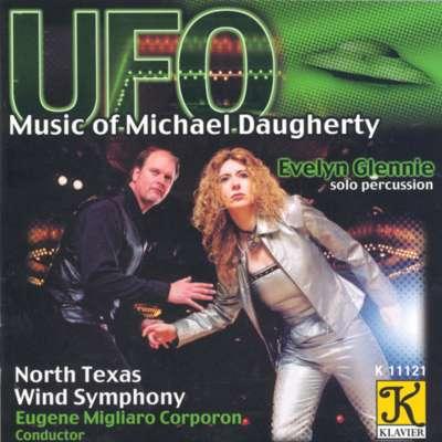 UFO - Music Of Michael Daugherty