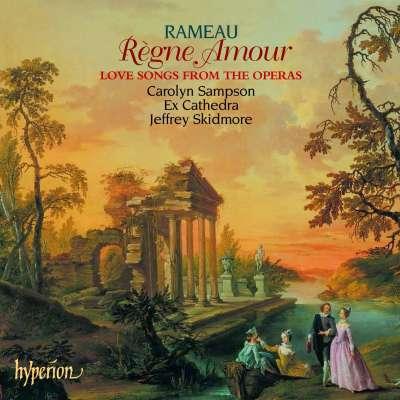 Rameau, Regné Amour