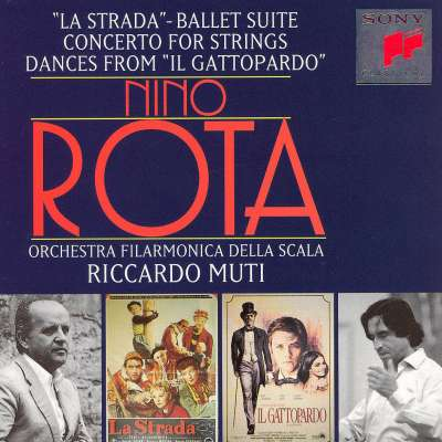 Nino Rota - Musica E Sogno