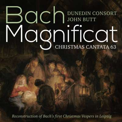 J.S. Bach: Magnificat and Christmas Cantata