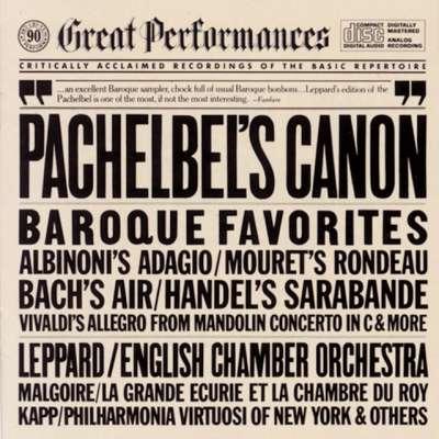 Great Baroque Favorites