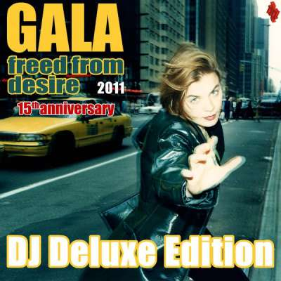 Freed From Desire 2011 (15th Anniversary) DJ Deluxe Edition