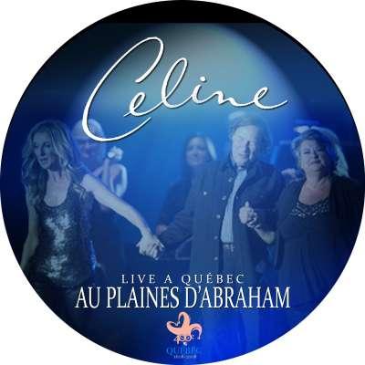Céline sur les Plaines - DVD