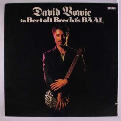 David Bowie In Bertolt Brecht's Baal - Ep