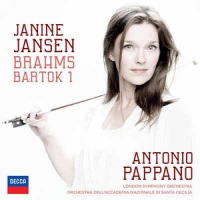 Brahms: Violin Concerto Bartok: Violin Concerto No.1