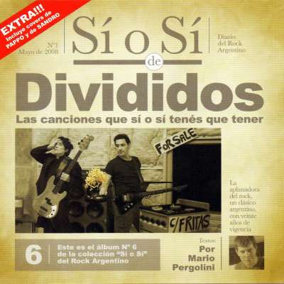 Si O Si De Dividos – Diario Del Rock Argentino
