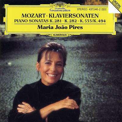 MOZART PIANO SONATAS K.283, K. 284, K. 330