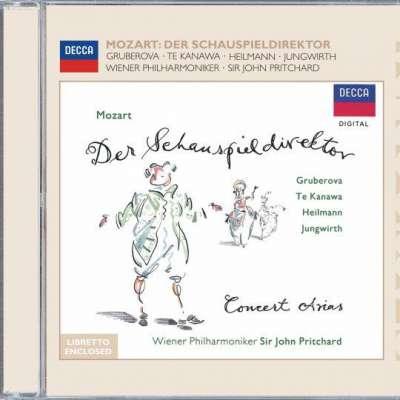 Mozart: Der Schauspieldirektor Concert Arias