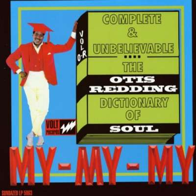 Complete And Unbelievable: The Otis Redding Dictionary Of Soul