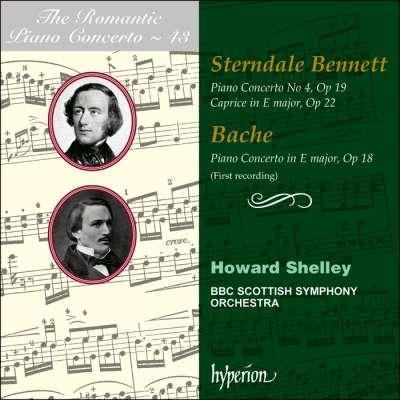 Bennett And Bache: Piano Concertos