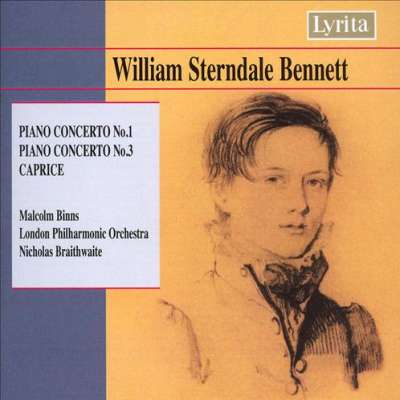 Bennett: Piano Concertos No. 1 And 3