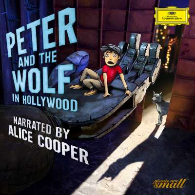 Peter And The Wolf In Hollywood