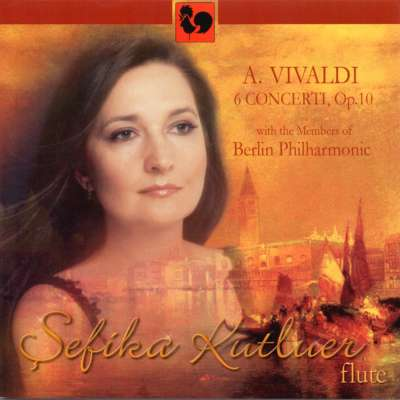 "VİVALDİ: 4.PRESTO ""LA NOTTE"", FLUTE CONCERTO İN G MİNOR, OP.10, NO.2, RV 439 (RAİNER SONNE: BERLİNER PHİLHARMONİKER)"
