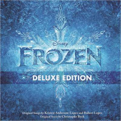 Frozen (Deluxe Edition) (Original Motion Picture Soundtrack)