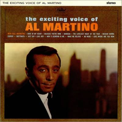 The Exciting Voice of Al Martino