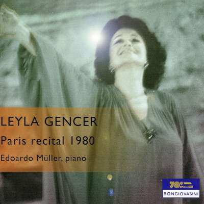 "HULANKA ""MERRYMAKING"" (LEYLA GENCER) 19 POLISH SONGS OP.74"