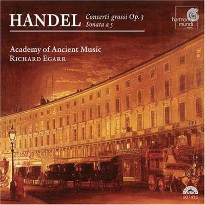 Handel, Concerto Grossi, Op.3 - Sonata A5