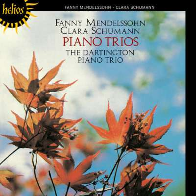 Mendelssohn And Schumann: Piano Trios
