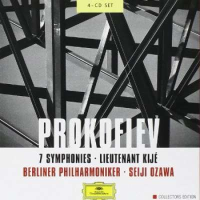 Prokofiev: 7 Symphonies, Lieutenant Kijé