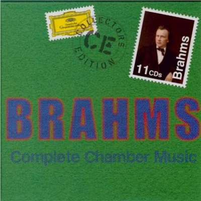 Brahms Complete Chamber Music