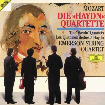 Mozart: The Haydn Quartets