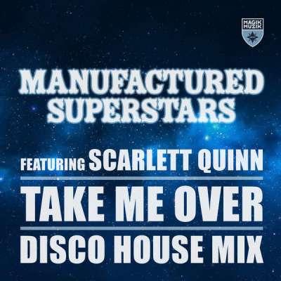 Take Me Over (Disco House Mix)