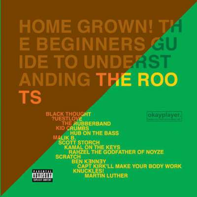 Home Grown! The Beginner's Guide To Understanding The Roots, Vol. 1-  2